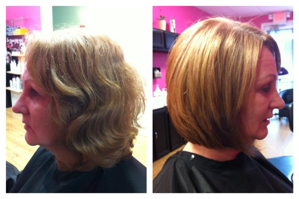 Womens Haircuts Mount Joy Pa Details Salon Spa Our Work