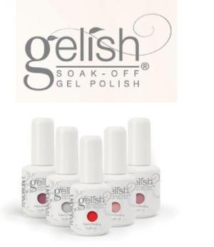 Gelish products used at mount joy pa hair salon